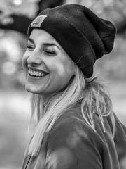 LR Copenhagen 2018-4260463 (hunbille) Tags: birgittecopenhagenspring2018lr denmark copenhagen bispebjerg kirkegård cemetery kirsebær kirsebærblomster kirsebærtræer spring cherry blossom sakura tree københavn smile