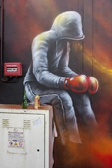 Boxing graff 02 (BzhPaco) Tags: graff graffiti arts urban color lanester bretagne morbihan urbanarts bzh breizh