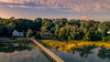 Uncle Tim's Bridge (da_findlay) Tags: artistictechnique capecod dronephoto flowersplants natural places saltmarsh seagrass usa uncletimsbridge wellfleet wellfleetharbour