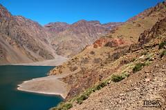 Lac d'Ifni (morbidtibor) Tags: africa northafrica morocco desert atlas atlasmountains toubkal trekking hiking lake lac ifni lacdifni