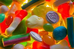 Childhood Memories (KarinWeinzierl) Tags: backlit childhood closeup food sweets