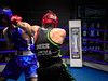 26678 - Cross (Diego Rosato) Tags: boxe reunion pugilato boxing boxelatina nikon d700 2470mm tamron pugno punch cross diretto match gara
