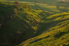 Hall Dale - Staffordshire - Peak District