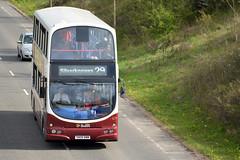 879 (Callum's Buses and Stuff) Tags: madderwhite madderandwhite bus buses madder edinburghbus edinburgh gemini gemini2 lothianbuses lothian b9tl volvo road buseslothianbuses busesedinburgh b7tl