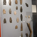 Early indigenous arrowheads