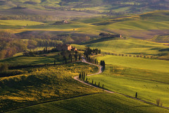 Agriturismo Terrapille (Andrew G Robertson) Tags: pienza tuscany toscana italy terrapille agriturismo gladiator val dorcia