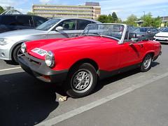 1975 MG Midget (Neil's classics) Tags: vehicle 1975 mg midget
