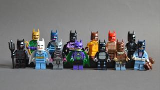 Legion of Doomed Bats