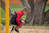 Goofing Off (BlackSnowflake-Photography) Tags: kids swing action nikon d5500 goofing off moment blacksnowflake