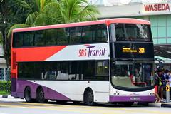 SBSTransit ComfortDelGro Engineering CDGE Volvo B9TL SBS7351S (Sunny's transport pictures) Tags: sbstransit comfortdelgro engineering cdge volvo b9tl sbs7351s