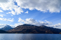 In the Trossachs, Loch Lomond, Inversnaid (jbdodane) Tags: uk cycletouring cyclotourisme europe inversnaid jbcyclingscotland lake lochlomond scotland trossachs freewheelycom
