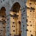Rome - Rione XIX Celio - Anfiteatro Flavio (Flavian Amphitheatre) - Colosseo (Colosseum - Coliseum)