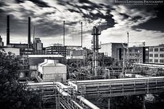 Chemical silence - Longexposure (.Markus Landsmann) Tags: bayerwerk chempark chemparkinstawalk photowalk blackandwhite fineart longexposure nd leverkusen