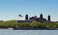 Ellis Island, New York City. (Roly-sisaphus) Tags: nyc thebigapple unitedstatesofamerica