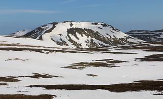 Miðfell á Fróðárheiði (505 m)