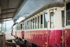 Train to the past (tamson66) Tags: train vintage steam railway railroad station
