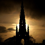 Scott monument, Edinburgh thumbnail