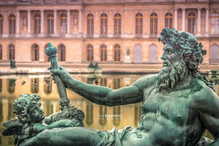 Paris_Versailles_Chateau_20161026_0269-Edit-2 (ivan.sgualdini) Tags: canon chateau france francia garden laghetto mirror palace palazzo parigi paris reggia riflesso specchio statua statue versailles water