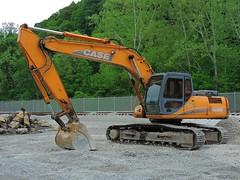 CASE CX210 Excavator (1) (Proto-photos) Tags: case cx210 excavator construction earthmover heavyequipment machinery bowest dunbar pennsylvania fayettecounty contractor trackedvehicle crawler tracked digger