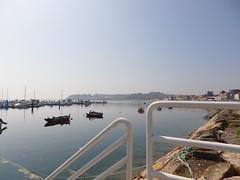 Puerto de pobra do caramiñal Coruña-España (2) (Los colores del Barbanza) Tags: embarcaciones mar azul darsena pobra do caramiñal barbanza coruña galicia españa spain puerto