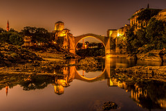 Mostar at Night (BeNowMeHere) Tags: ifttt 500px trip architecture benowmehere bosnia herzegovina landscape mostar mostaratnight nature night oldtown village bride cityscape clearsky history longexposure nightscape reflection travel dusk sunset twilight sunrise dawn arch bridge skyline river dramatic sky bosniaandherzegovina