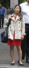 IMG_6667 (daboogieman) Tags: busted street downtown candid asian asianwoman woman flats bag beauty beautiful girl female pretty sexy coat