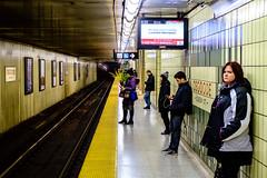 Stare (Hub☺) Tags: 2012 canada ontario subway toronto train transit transport ttc vehicle ca
