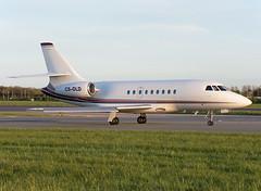 CS-DLD Falcon 2000EX (Irish251) Tags: netjets csdld da2000 dassault falcon 2000 2000ex dub eidw dublin airport