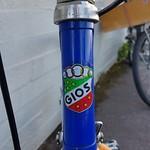 Gios (Italy) bicycle head badge logo thumbnail