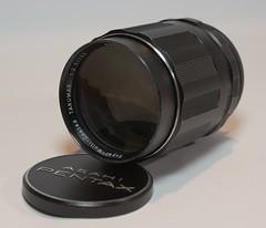 Asahi Pentax S-M-C Takumar 135mm 1:2.5 (lignesbois) Tags: matériel gear objectif lens asahipentaxsmctakumar135f25
