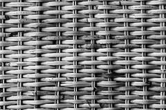 Rattan-1 (daveflitter) Tags: bw blackandwhite texture pattern rattan