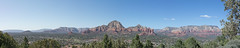 Sedona Panorama Picture (PhotographyByJake) Tags: sedona landscape red rocks panorama coffee pot rock sugarloaf capitol butte chimney boynton canyon