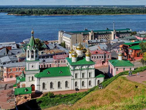 Nizhny Novgorod 27 ©  Alexxx Malev