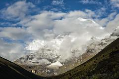 Tserim Kang and Jichu Drake from Chebisa - Thimphu District - Snowman Trek - Bhutan (PascalBo) Tags: nikon d500 asie asia southasia asiedusud drukyul drukgyalkhap bhutan bhoutan འབྲུག་ཡུལ། འབྲུག་རྒྱལ་ཁབ་ snowman trek trekking hike hiking lunana thimphu himalaya himalayas jigmedorjinationalpark mountain montagne nuages clouds landscape paysage outdoor outdoors pascalboegli