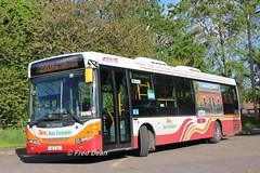 Bus Eireann SL7 (09C231). (Fred Dean Jnr) Tags: cork may2018 scania omnilink sl7 09c231 grangemanor ovens buseireann