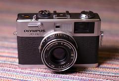 RC35. (dfactory) Tags: olympus olympus35rc rangefinder analog analogcamera