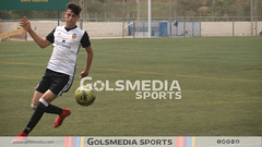 Infantiles. Club La Vall 0-4 Valencia (12/05/2018), Jorge Sastriques