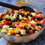 Delicious Fresh Home-Made Fruit Salad thumbnail