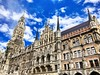 Looking up (eleonoralbasi) Tags: cityhall iphonephotography europe travel germany munchen munich marienplatz beautiful buildings architecture lookingup crazytuesdaytheme 7dwf