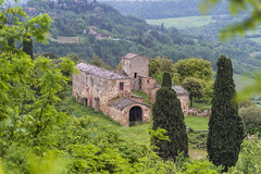 Old Tuscan Farm House (dcnelson1898) Tags: travel vacation italy family country tuscany montepulciano tuscan town walls
