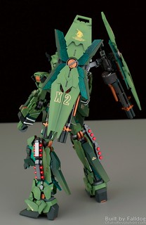 MG Unicorn - Marida Cruz Custom 4 by Judson Weinsheimer
