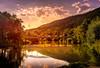 Berounka river in Karlstejn (Michele Naro) Tags: berounka karlstein karlstejn czechrepublik tschechien praha nikond610 nikkor50mmf18