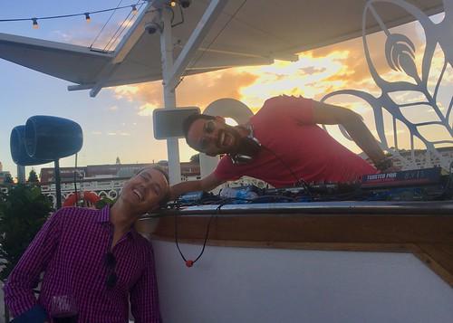A River Cruise with Alex Cruz