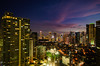 Metro Skyline. (neilsinadjan) Tags: skyline makati metro manila buildings city nightscene