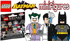 Amazing Custom Lego Batman The Animated Series Minifigures Series !!! (afro_man_news) Tags: lego batman amazing custom the animated series minifigures joker