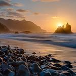 Sunset at Punta De Benijo thumbnail