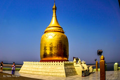 Bu Paya Temple of Bagan Myanmar-129a