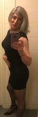 New phone case, hey any excuse for a piccy !! (emma_jay_park) Tags: heels emmajay emmajaypark lbd blonde boytogirl mtf xdress xdresser crossdress crossdressing crossdresser transsexual transformation transvesite tgirl tgurl trannies tranny trans tv cd
