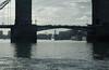 IMGP1340 (mattbuck4950) Tags: england unitedkingdom europe bridges water boats rivers lenssigma18250mm march roads london camerapentaxk50 riverthames londonboroughoftowerhamlets londonboroughofsouthwark dixiequeen towerbridge a100 2018 globalboat gbr