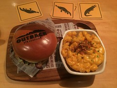 The Outback Burger - Outback Midway Mall #natal #riograndedonorte (Leo Soares - DF) Tags: natal riograndedonorte
